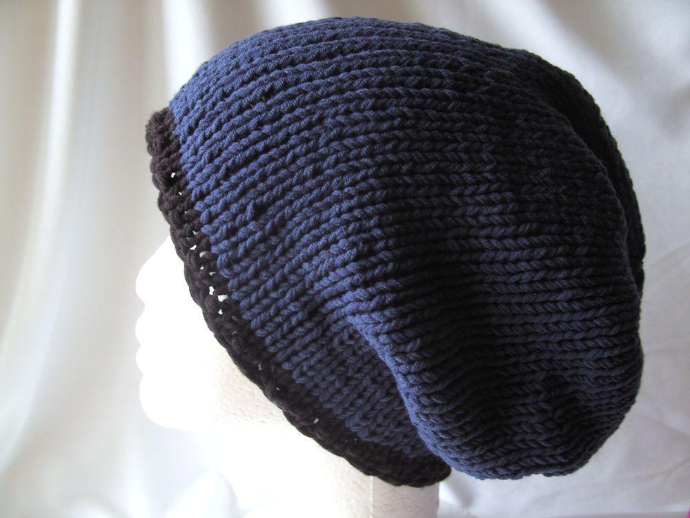 ♥ Beanie ♥ Mütze ♥ Baumwolle (40%) ♥ Handarbeit ♥ Made by Aleinung ♥ M016