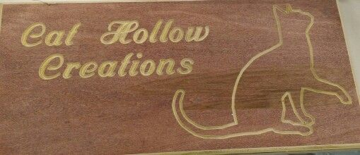 Sign made for us by one of the woodshop kids in our homemaker's group.