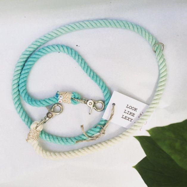Hunde Sachen Kaufen : hund leinen sonstige tauwerk hundeleine peace gro e farbauswahl ein designerst ck von ~ Watch28wear.com Haus und Dekorationen
