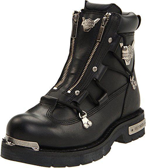 Harley Davidson Biker Boots D91680 Brake Light