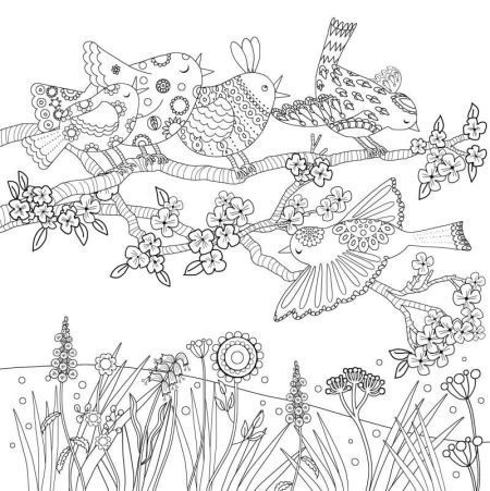 Fa06678ca1e629f19b5a6d6803d05f69 Jpg 450 451 Coloring Books Bird Coloring Pages Animal Coloring Pages
