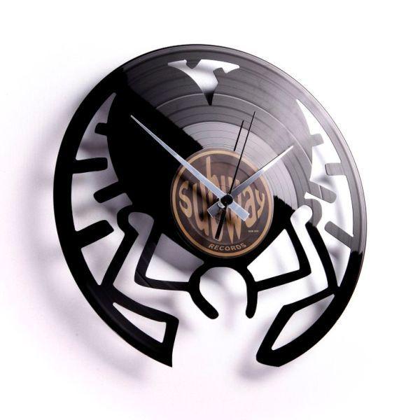 #orologio originale in #vinile