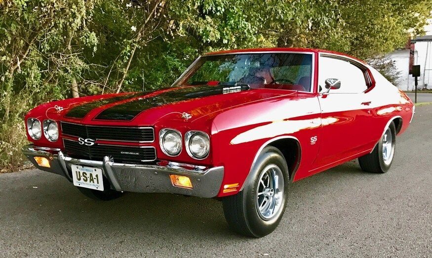 Don't Be Fooled: How To Spot A REAL 1970 Chevelle SS – Hot Rod