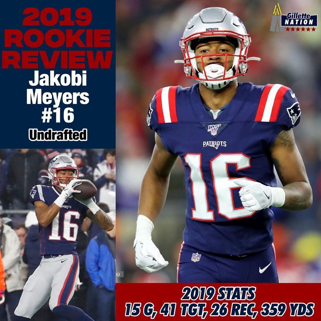 2019 Rookie Revie In 2020 New England Patriots England Patriots Nfl Teams
