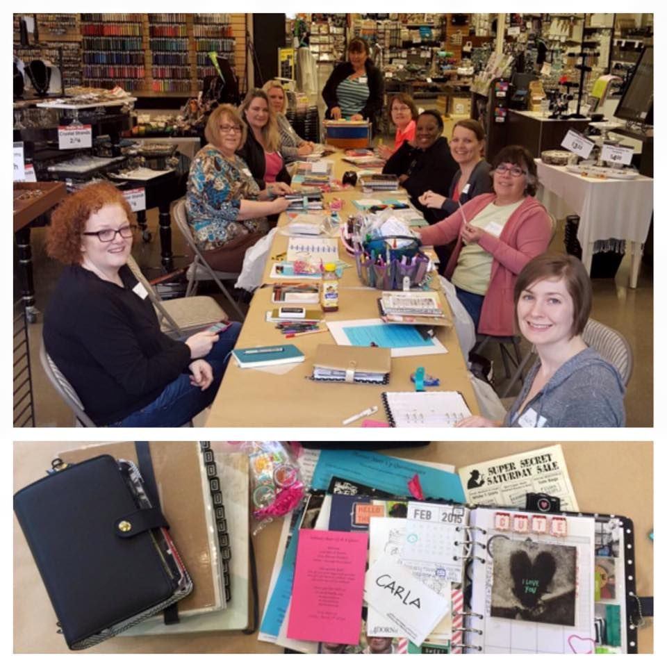 Craft Warehouse Gresham Oregon Planner Aprty Crafter S Guide To