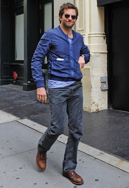 Bradley Cooper   Stylish mens outfits