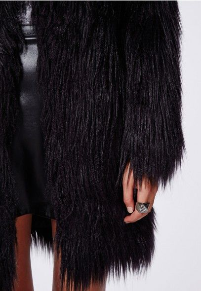 there 39 s two ways to go to with faux fur a classy one and a woodstock hendricks rock 39 n 39 roll