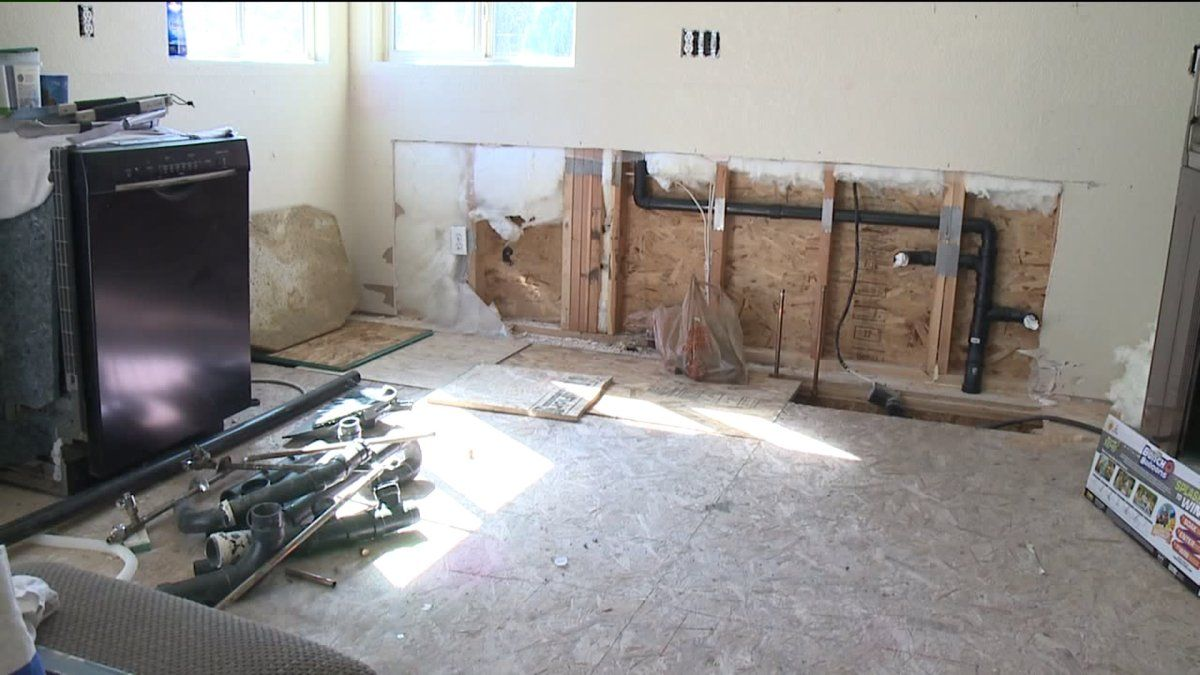 Denver family says contractor didn't finish the job, wants