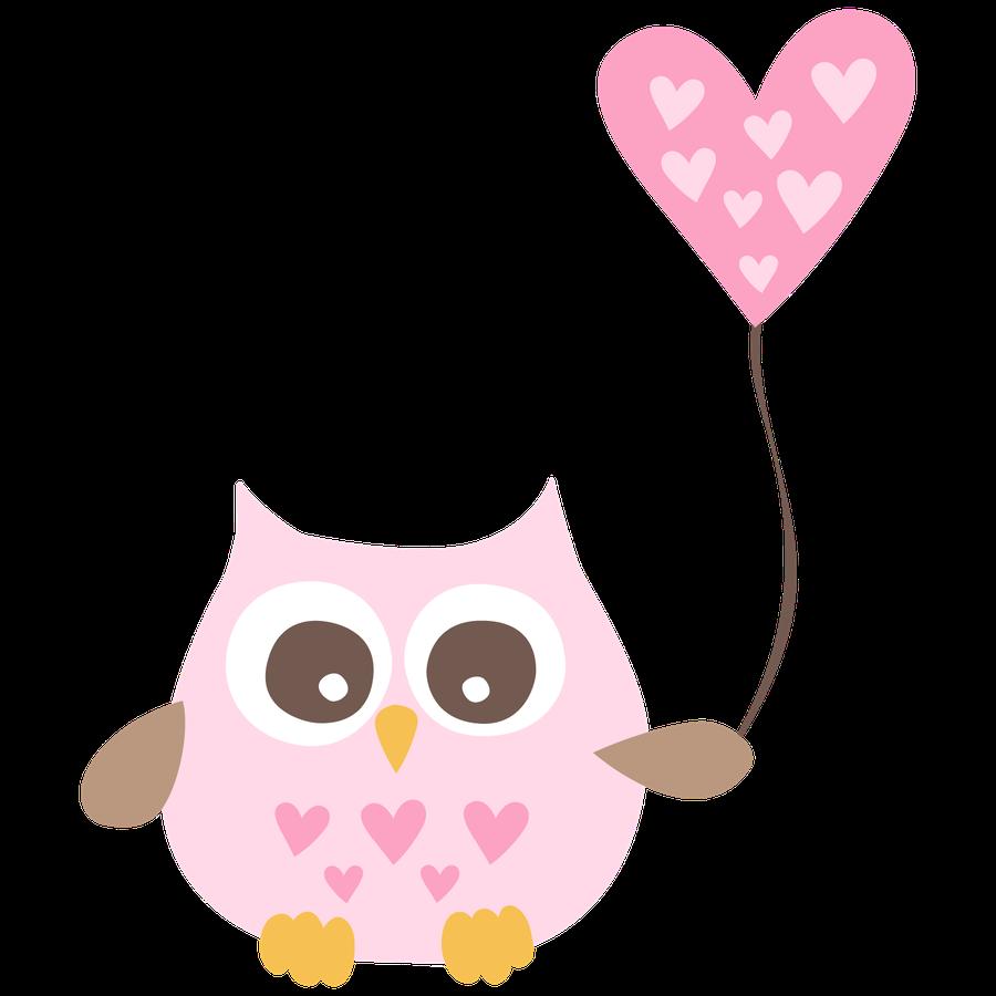 Owl Clip Art Templates