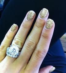 Jennifer Stanos engagement ring and wedding bandnever thought id