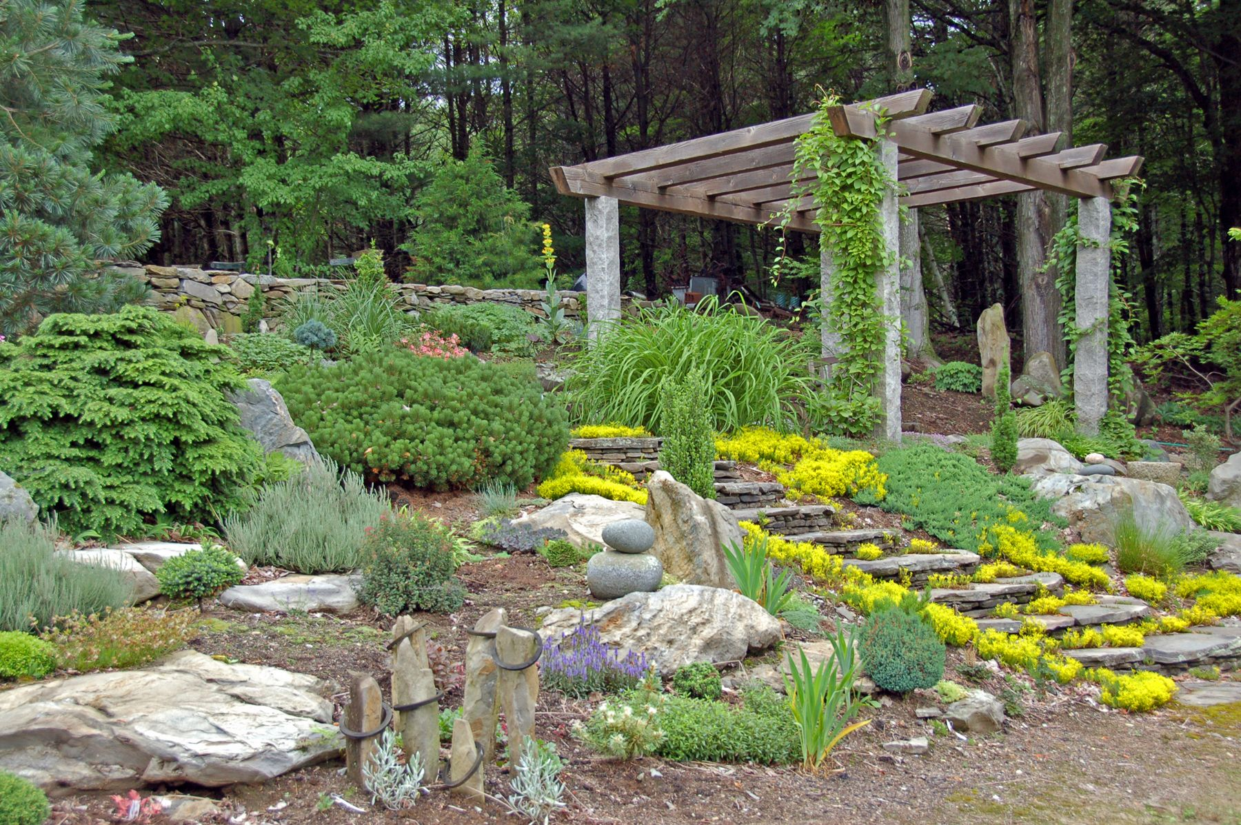 25 rock garden designs landscaping ideas for front yard gardens 25 rock garden designs landscaping ideas for front yard workwithnaturefo