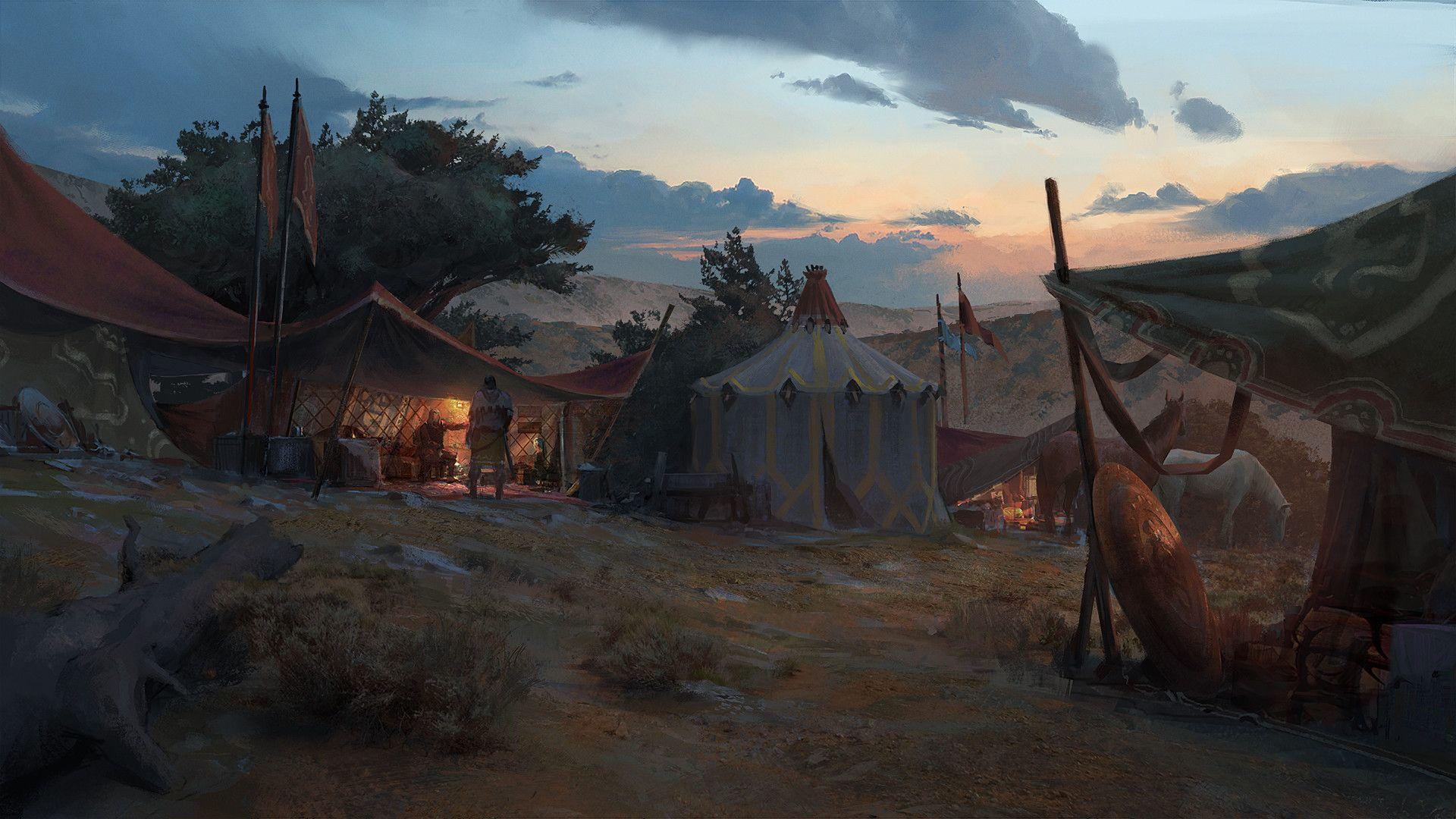 fantasy camp art에 대한 이미지 검색결과