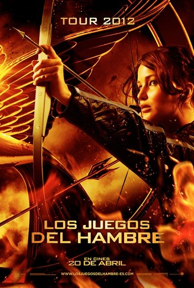Suringa Com Los Juegos Del Hambre 2012 Brrip 1080p Latino Hunger Games Movies Hunger Games Poster Hunger Games 2012