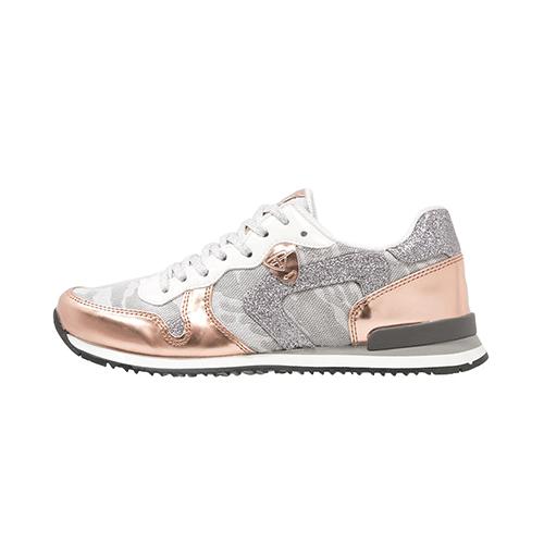 super popular 29739 3b104 Tamaris Sneaker - gold | Clothes | Sneakers, Metallic sneakers und Shoes