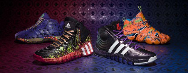 adidas Basketball Debuts 2014 NBA All-Star Game Footwear Collection