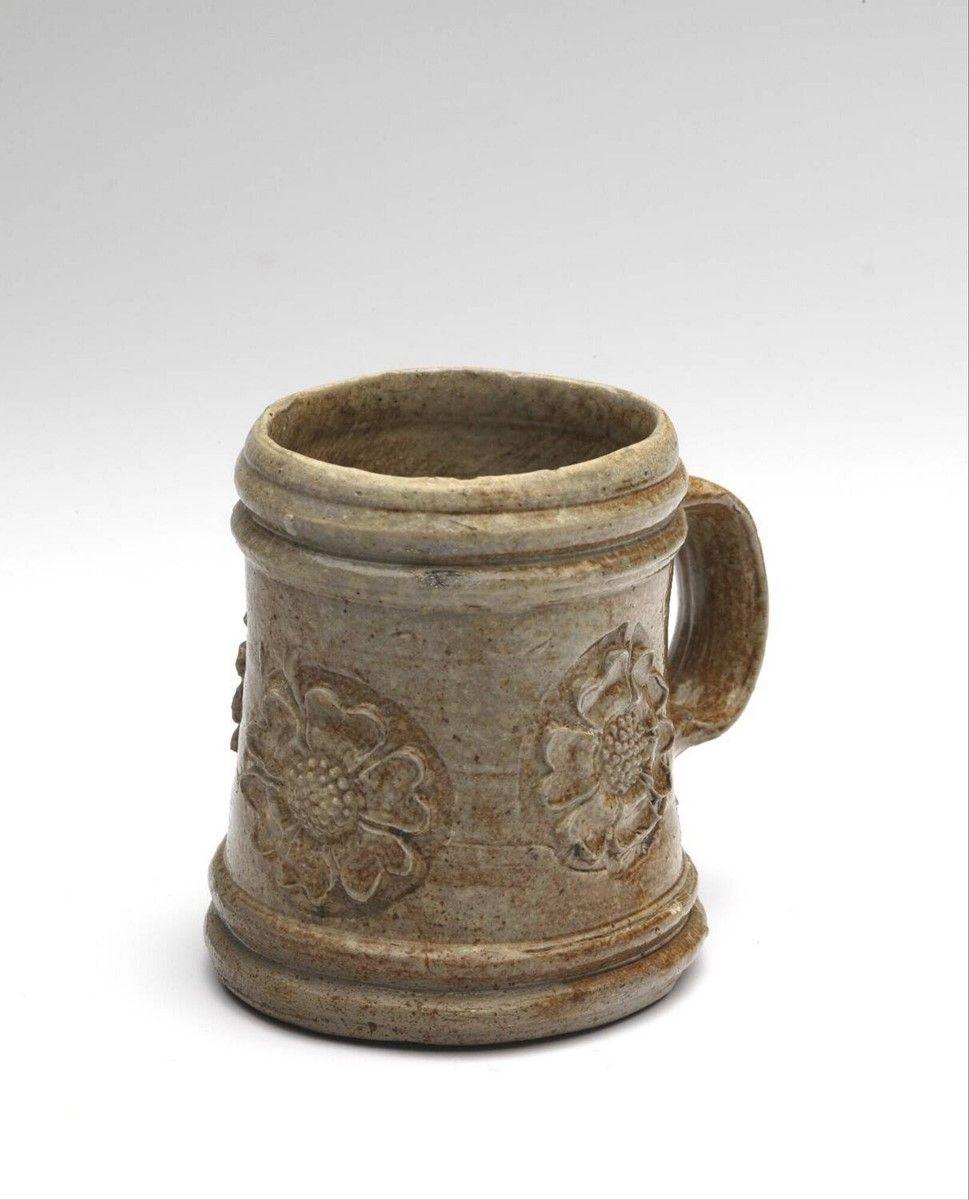 Tankard Anonymous C 1575 Museum Boijmans Van Beuningen Old Pottery Antique Ceramics Ceramic Pottery