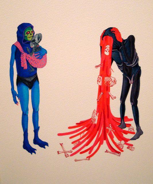 Matt Furie Panic Attack | Memento Mori | Pinterest | Panic ...