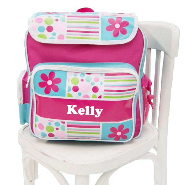 Gorgeous personalised school bags! | Personalised gifts ...