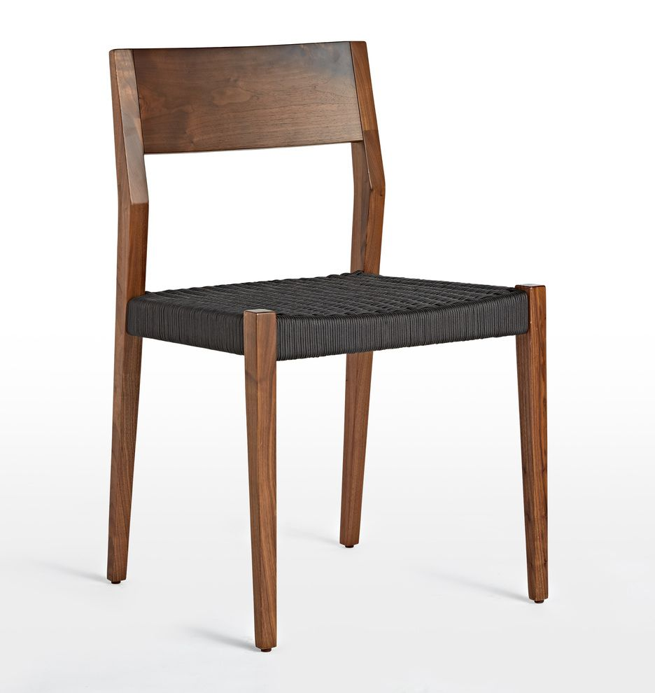 Furniture Woven Seat Chair