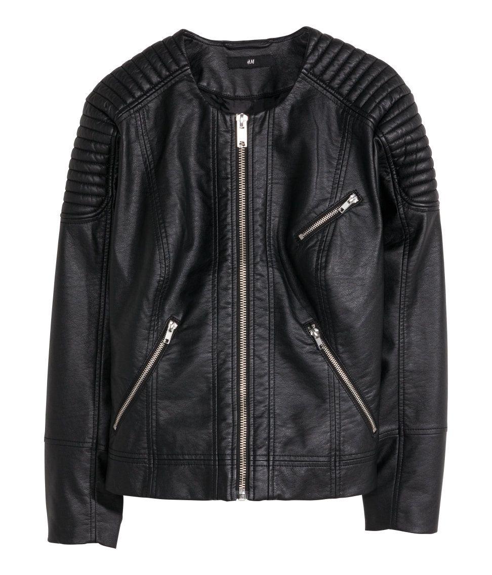 Product Detail H&M+ Biker Jacket 50 Art.No. 539521 H&M