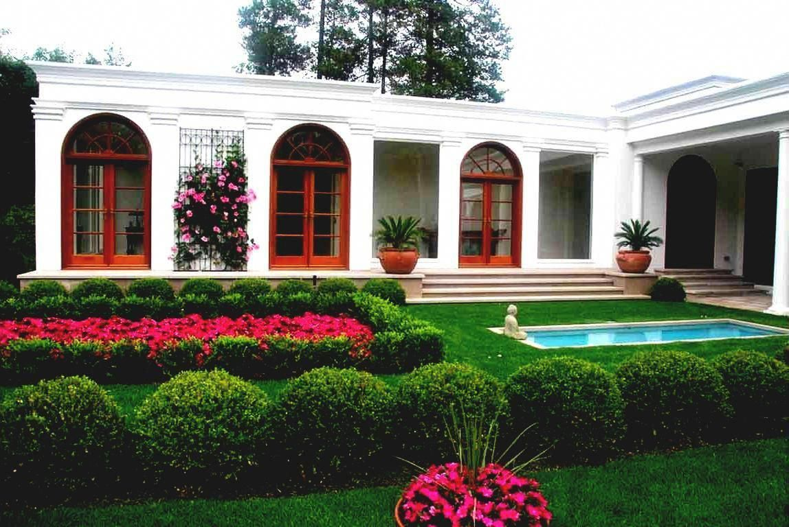 Easy Landscaping Ideas For Front Of House Cheap # ...