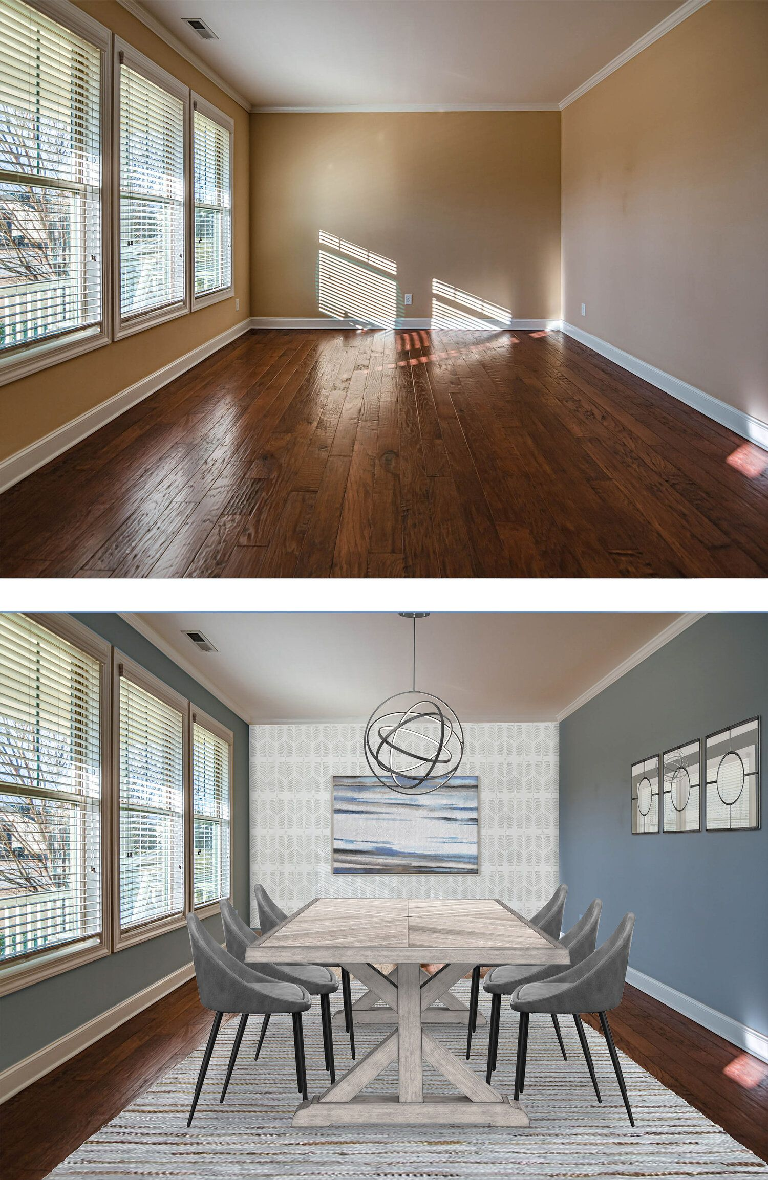 Design Your Room Virtual: Virtual Staging-empty Room In 2020