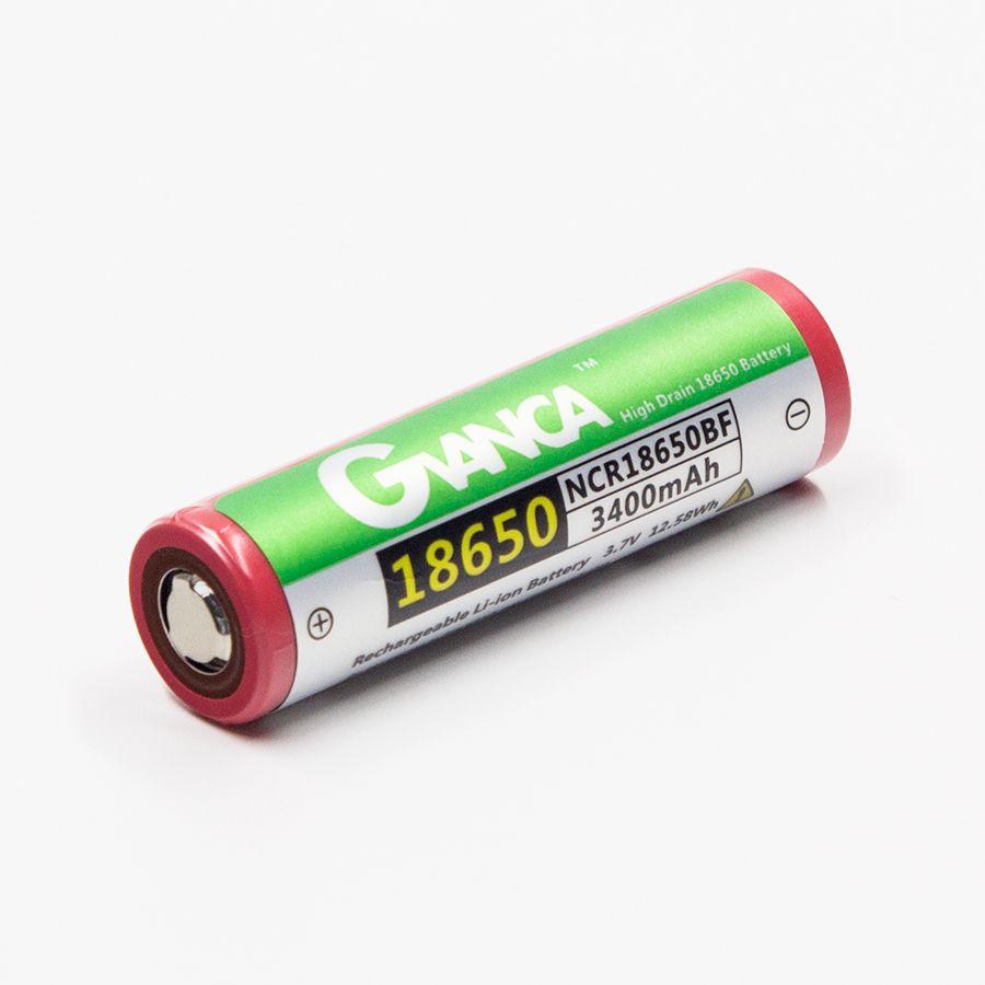 4 Pcs Lot Original 18650 Battery 3400mah Ncr18650bf Baterai 14500 Batre Recharge Aa A2 37v Rechargeable Li Ion For Led Flashlight Power Bank