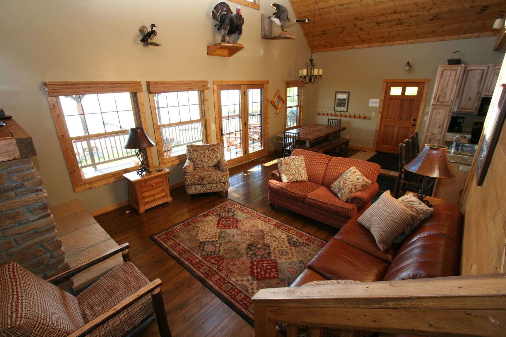 slide the vacation lb rentals rent shire winter minnesota woods for in cabin cabins