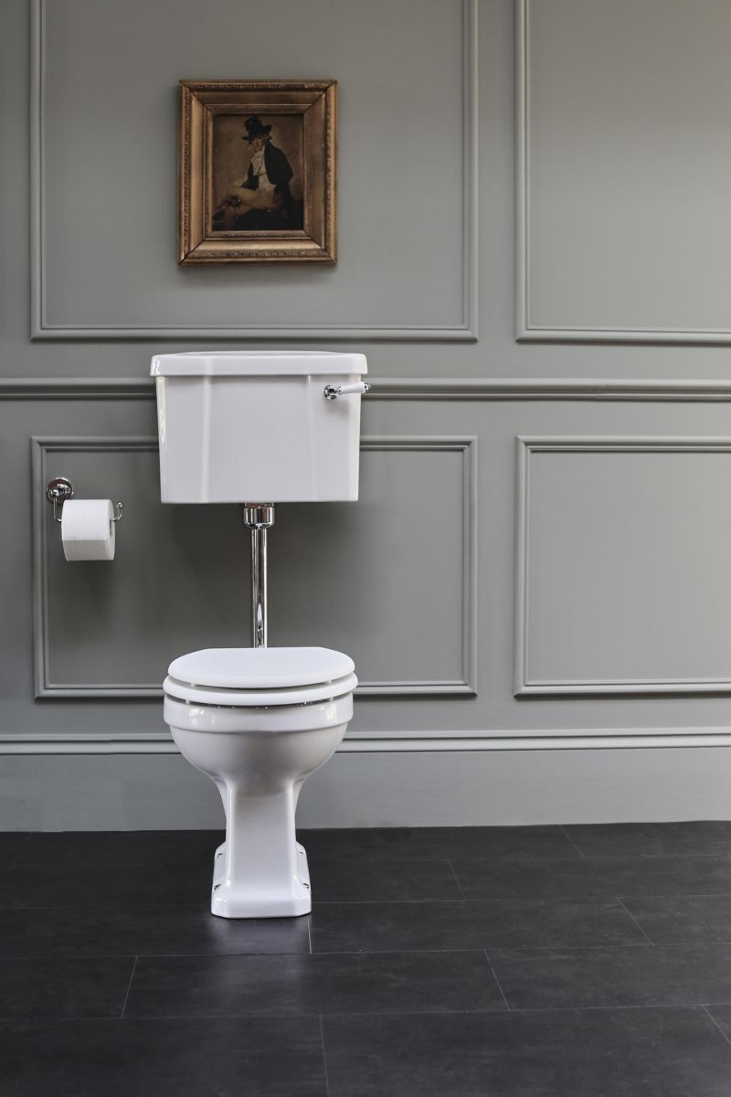 Burlington Low Level Wc In 2020 Interior Design Toilet Bathroom Inspiration Low Level Toilet