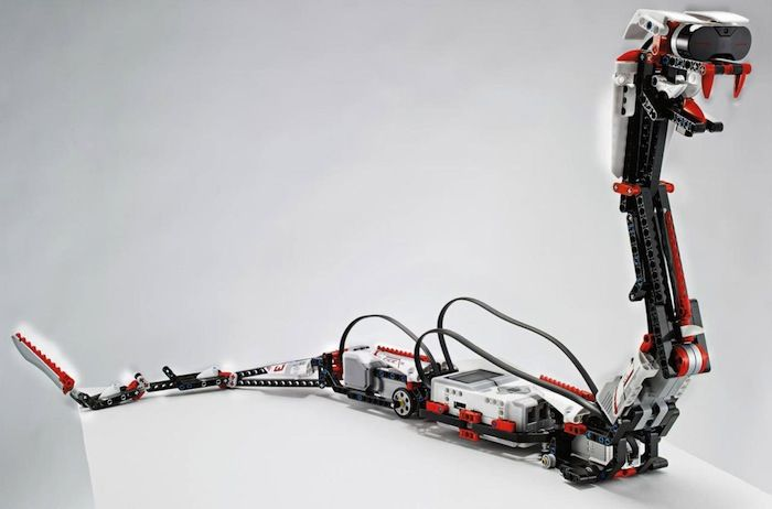 Lego Announces Mindstorms Ev3 A More Hackable Robotics Kit