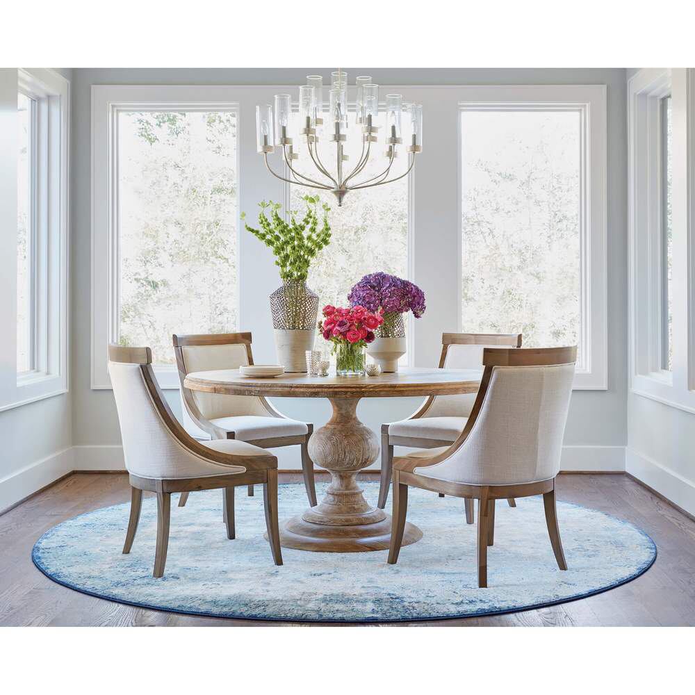 Magnolia Round Dining Table Round Dining Table Dining Room