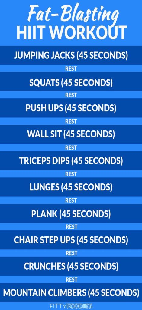 10 Minute Fat Burning HIIT Workout #healthandfitness
