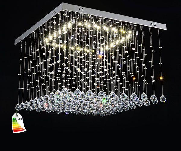 85 Nowoczesny żyrandol Lampa Sufitowa Plafon Led 5184729645