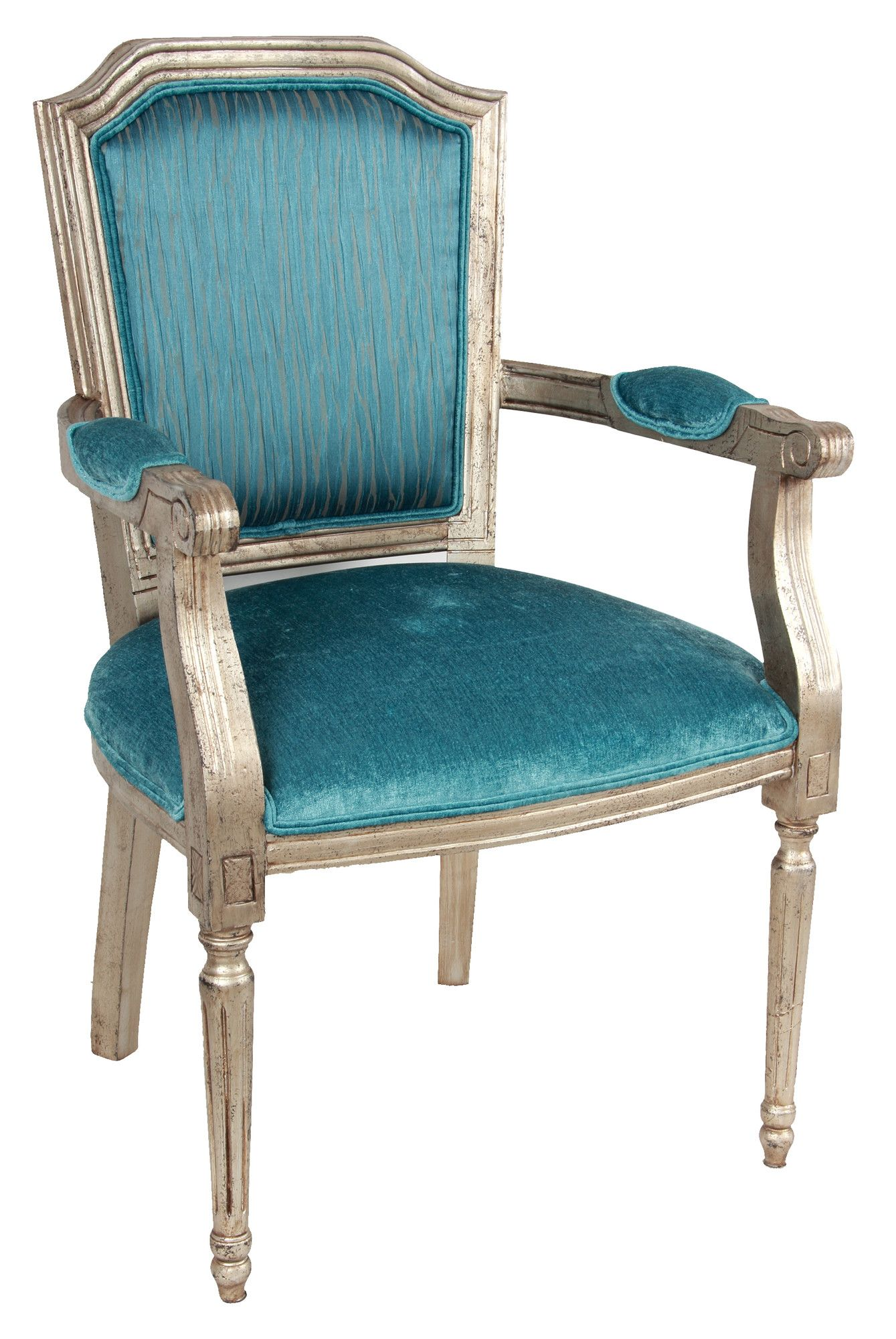 Best Natalie Arm Chair Blue Accent Chairs Turquoise Accent 640 x 480
