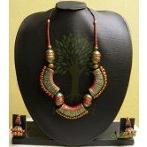 handmade-terracotta-jewelry-exclusive-set-tsb610  Terracotta jewelry, Terracotta Exclusive Set http://www.maitricrafts.com/terracotta-sets/exclusive-terracotta-sets http://www.maitricrafts.com/ https://www.facebook.com/maitricrafts.maitri