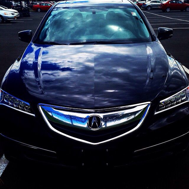 The All New #Acura #TLX Is Here! Start Your 2015 Off Right