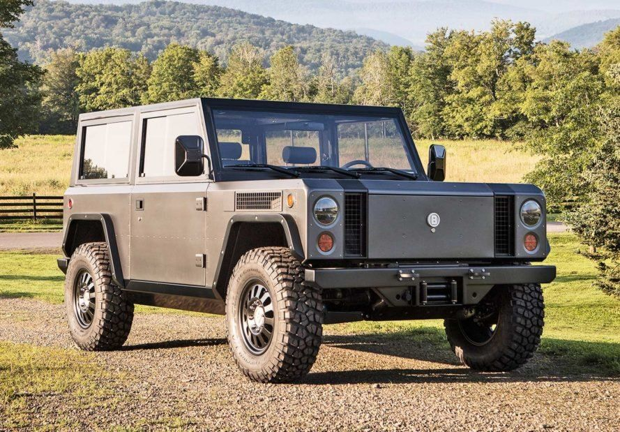 The world's first allelectric sport utility truck is