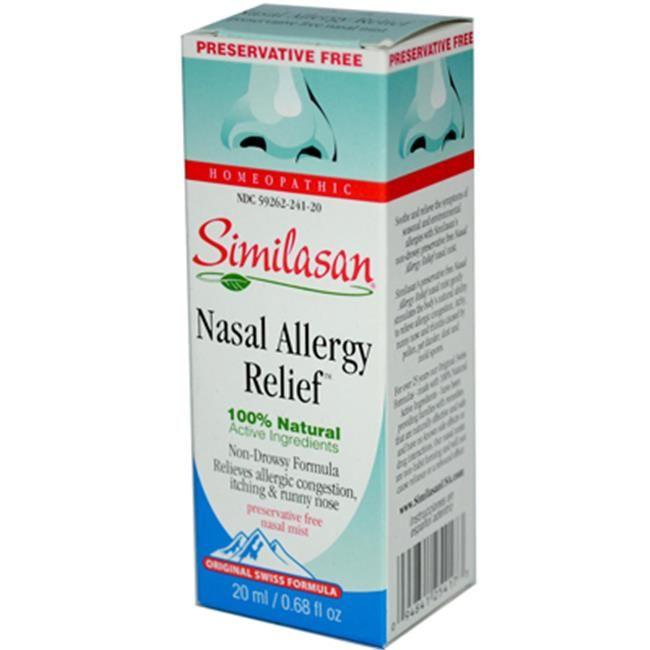 Similasan 0608166 Nasal Allergy Relief