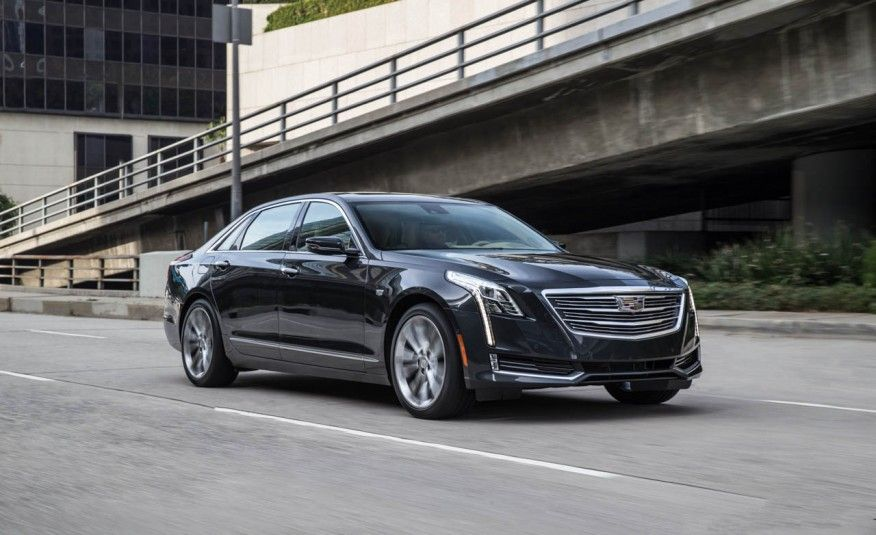 Fresh 2016 Cadillac Ct6
