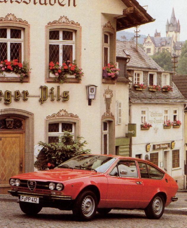 1979 Alfa Romeo Alfetta GTV