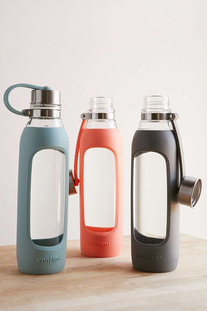 contigo purity glass water bottle see more ideas about. Black Bedroom Furniture Sets. Home Design Ideas