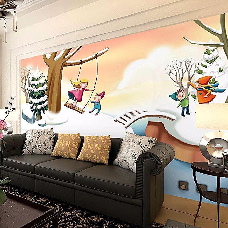 Fonds D Ecran Chambre D Enfants Kids Room Wallpaper Room