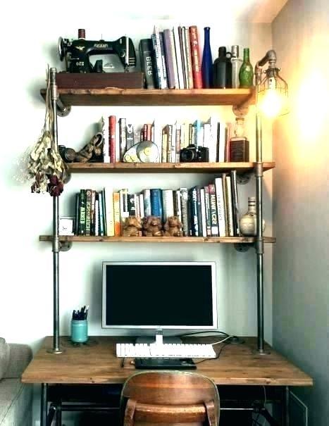 Desk Top Shelf Diy Google Search Desktop Shelf Wooden Decor Home Decor