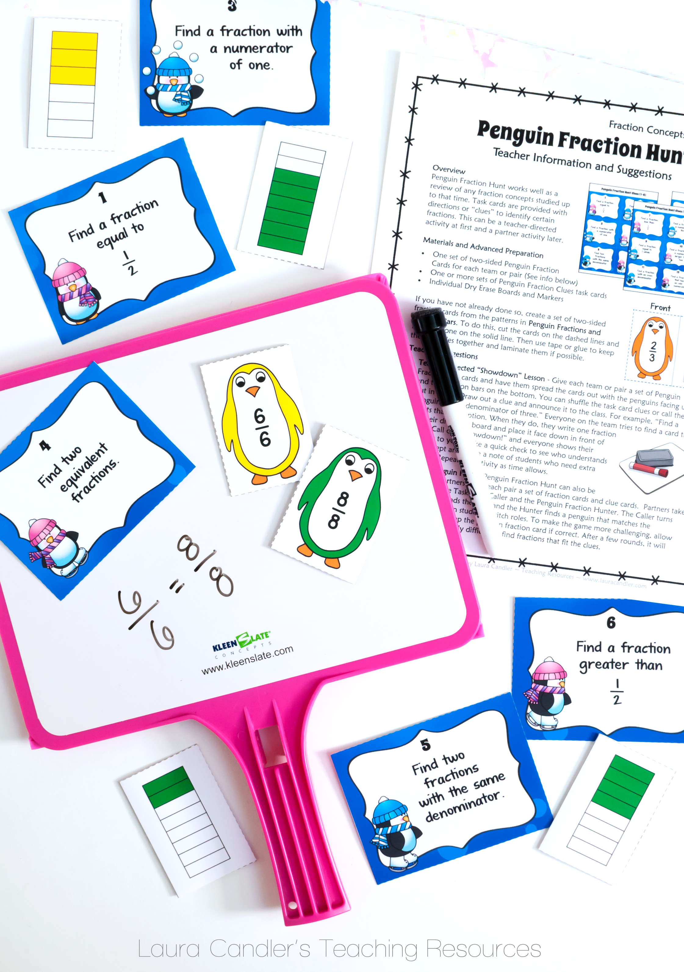 Fraction Lessons Printables And Activities Basic