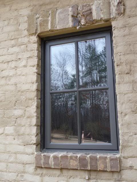 Casement Windows Standard Without Brick Mould Brick Molding Casement Windows Windows