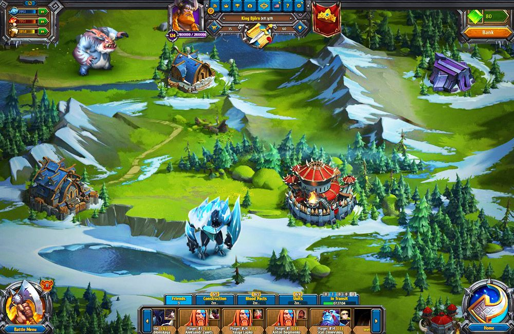 Play Free Online Strategy Browser Games Hero Game Art Fantasy Games