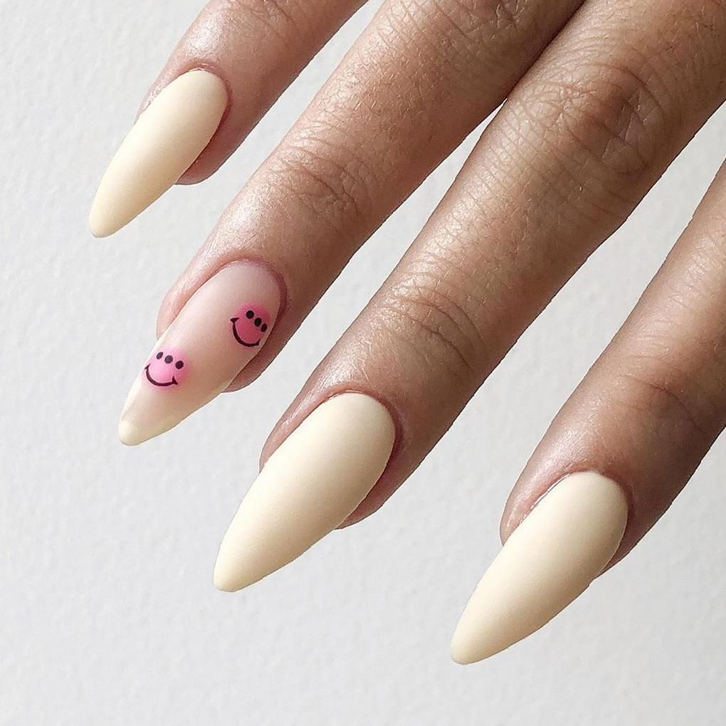 36 Tempting Stiletto Nail Ideas that Will Rock Your World in 2020 - SooNails