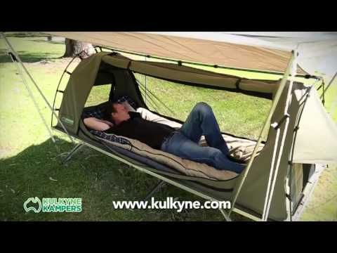 Homestead Swag Single Twin Tent Cot Best Camping Hammock