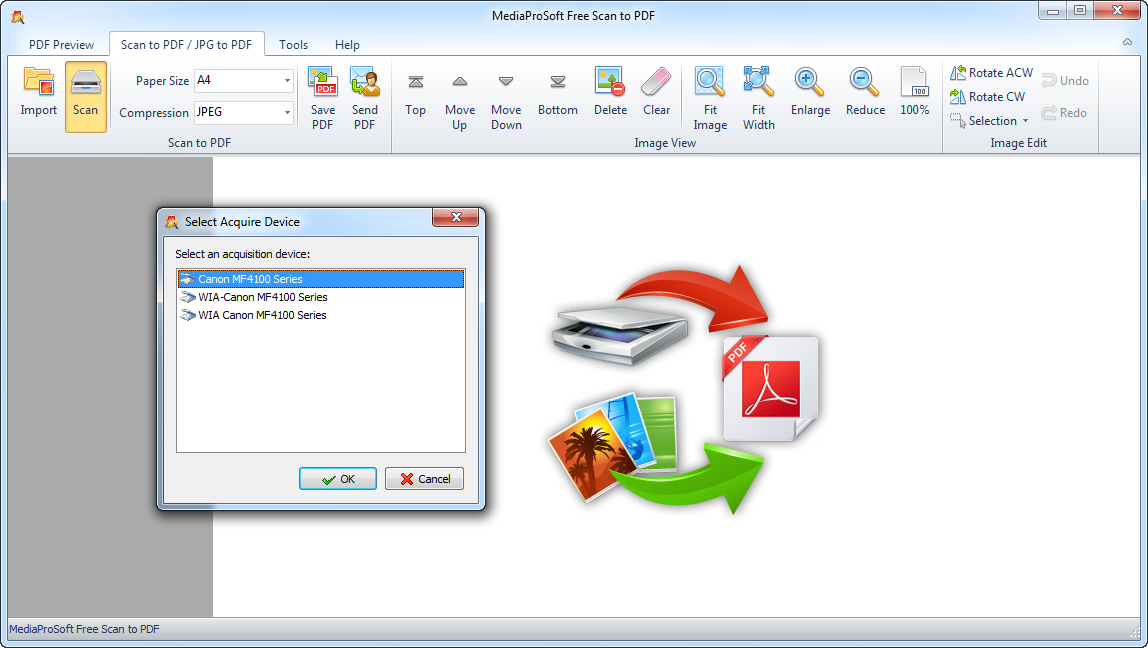 𝐒𝐜𝐚𝐧 𝐭𝐨 𝐏𝐃𝐅 𝐬𝐨𝐟𝐭𝐰𝐚𝐫𝐞, scan and convert documents to PDF