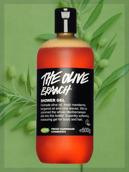 how to use shower oils